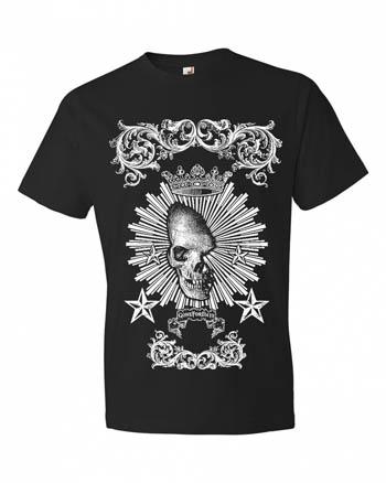 Anvil Fashion Fit Guys T Shirt